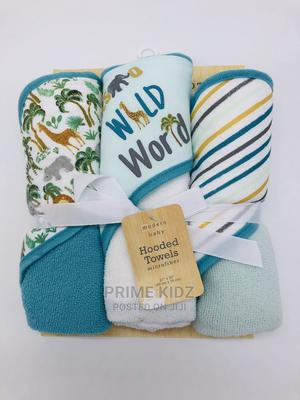 Modern Baby 3 in 1 Hooded Towel | Baby & Child Care for sale in Lagos State, Lekki
