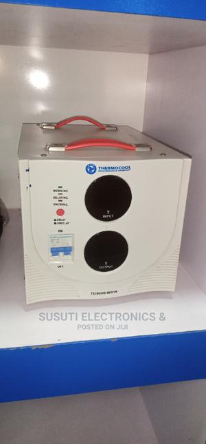 Haier Thermocool Tec Stabilizer 500w Digiter   Home Appliances for sale in Abuja (FCT) State, Wuse