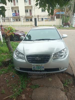 Hyundai Elantra 2008 1.6 GLS Automatic Silver | Cars for sale in Abuja (FCT) State, Central Business Dis