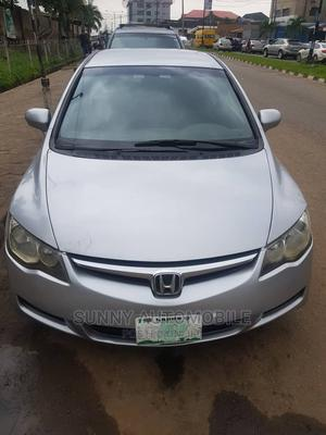 Honda Civic 2007 Silver | Cars for sale in Lagos State, Ikeja