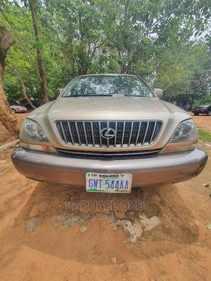Lexus RX 2004 Gold | Cars for sale in Abuja (FCT) State, Galadimawa