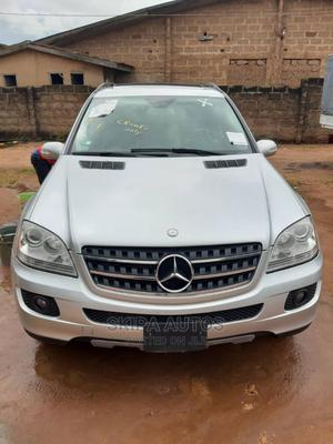Mercedes-Benz M Class 2007 ML 350 4Matic Silver   Cars for sale in Edo State, Benin City