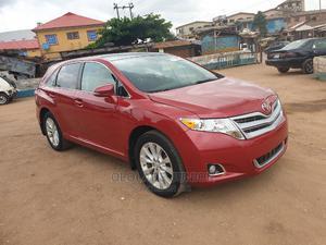 Toyota Venza 2014 Red | Cars for sale in Ogun State, Ado-Odo/Ota