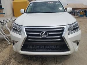 Lexus GX 2017 White   Cars for sale in Lagos State, Alimosho