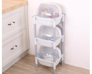 3 Tier Storage and Drying Rack | Baby & Child Care for sale in Lagos State, Lekki