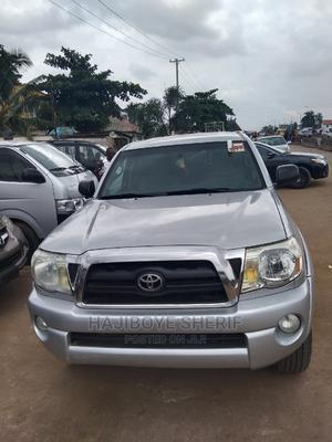 Toyota Tacoma 2007 Silver   Cars for sale in Lagos State, Abule Egba