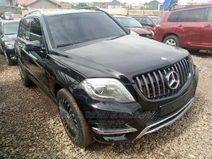 Mercedes-Benz GLK-Class 2013 350 4MATIC Black | Cars for sale in Lagos State, Yaba