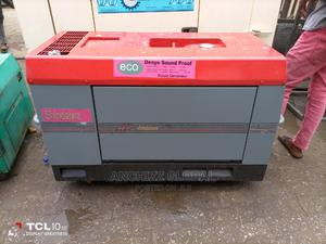 10kva Soundproof Direct Tokunbo Denyo Diesel Generator | Electrical Equipment for sale in Lagos State, Lekki