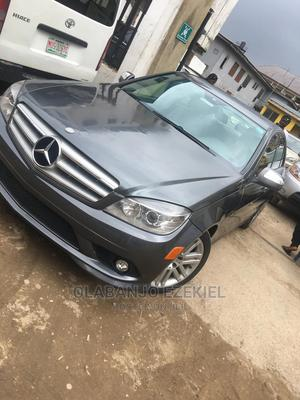 Mercedes-Benz C300 2008 Gray   Cars for sale in Lagos State, Ogba
