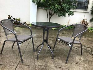 Garden Chair With Table | Furniture for sale in Lagos State, Ojo