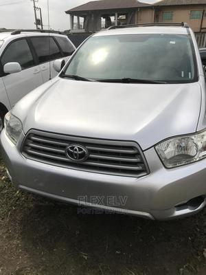 Toyota Highlander 2009 V6 Silver | Cars for sale in Lagos State, Ikeja
