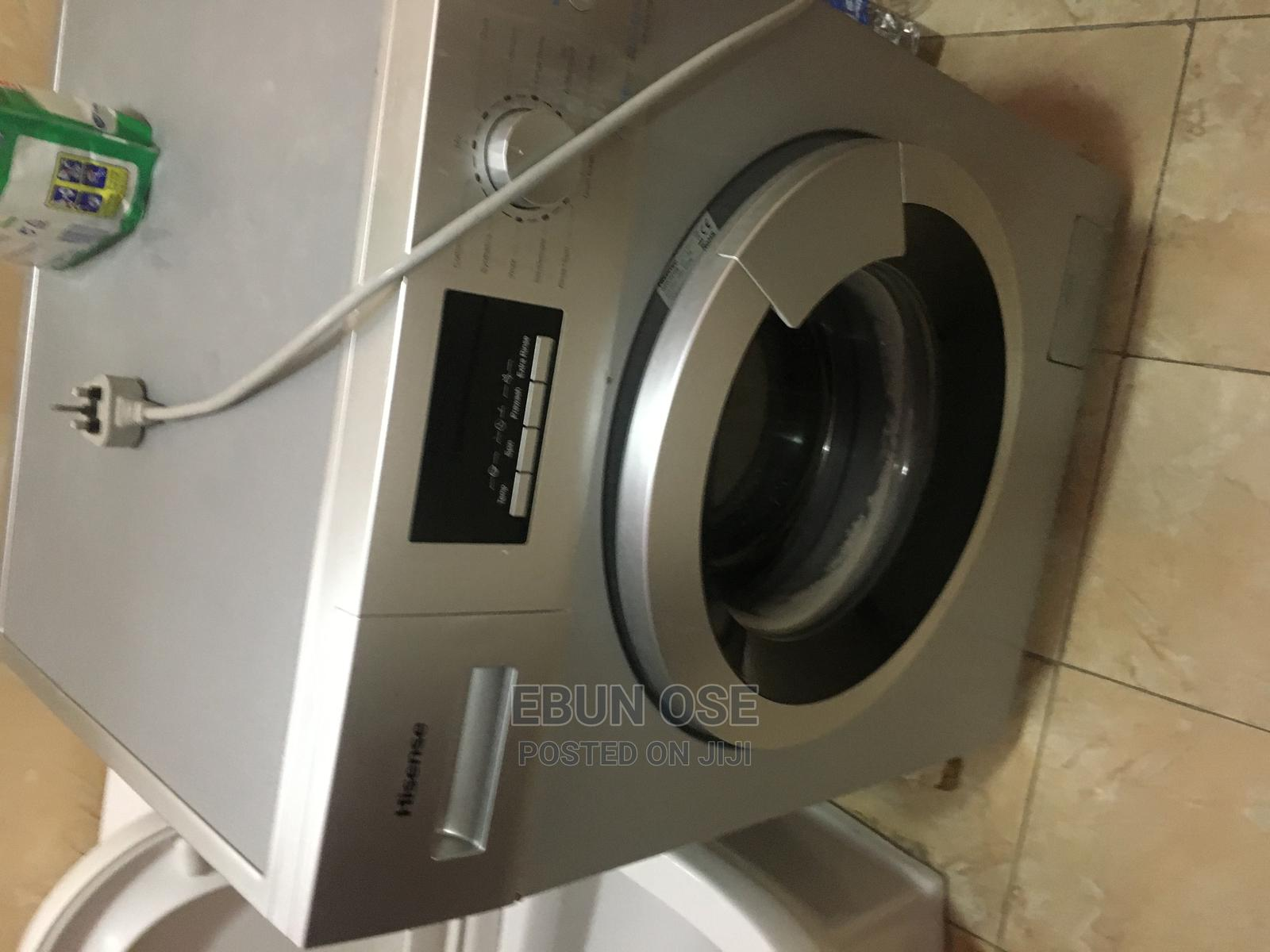 Hisense Washing Machine 7kg | Home Appliances for sale in Lekki, Lagos State, Nigeria