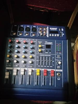 4channel Mixer Powered With Usb, Bluetooth, Engine Fan   Audio & Music Equipment for sale in Lagos State, Lagos Island (Eko)