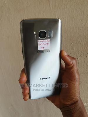 Samsung Galaxy S8 64 GB Silver   Mobile Phones for sale in Edo State, Ekpoma