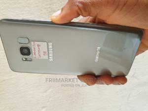 Samsung Galaxy S8 64 GB Silver   Mobile Phones for sale in Edo State, Auchi