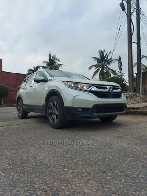 Honda CR-V 2017 White | Cars for sale in Lagos State, Amuwo-Odofin