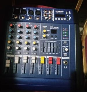 4channel Mixer Powered With Usb, Bluetooth, Engine Fan   Audio & Music Equipment for sale in Lagos State, Magodo