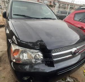 Toyota Highlander 2006 Hybrid 4x4 Black   Cars for sale in Lagos State, Ikeja