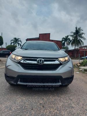Honda CR-V 2018 LX 2.4 Silver | Cars for sale in Lagos State, Amuwo-Odofin