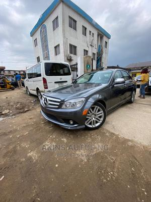Mercedes-Benz C300 2008 Gray | Cars for sale in Lagos State, Ogba