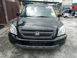 Honda Pilot 2005 EX 4x4 (3.5L 6cyl 5A) Black | Cars for sale in Lagos State, Ikeja
