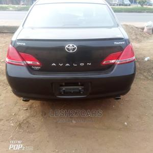 Toyota Avalon 2006 Touring Black | Cars for sale in Lagos State, Agege