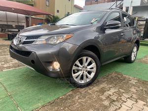 Toyota RAV4 2014 Gray   Cars for sale in Lagos State, Ikeja