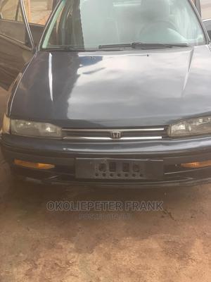 Honda Accord 1999 EX Blue   Cars for sale in Ogun State, Ipokia