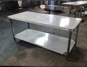 High Quality Stainless Steel Table | Restaurant & Catering Equipment for sale in Lagos State, Surulere