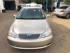 Toyota Corolla 2005 LE Gold   Cars for sale in Kaduna State, Kaduna / Kaduna State