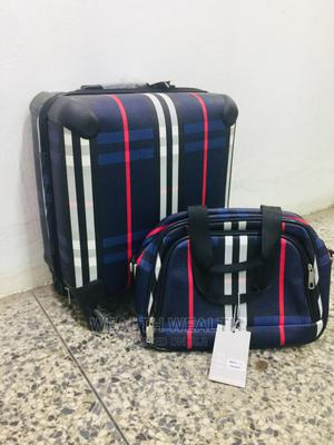 Single Short Trolley Suitcase and 1 Handbag for Sale | Bags for sale in Lagos State, Ikeja