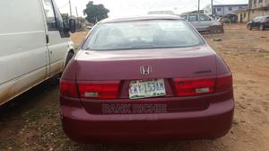 Honda Accord 2005 Red | Cars for sale in Lagos State, Ojodu