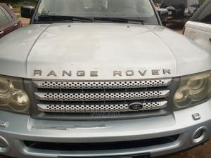 Land Rover Range Rover Sport 2007 HSE 4x4 (4.4L 8cyl 6A) Silver | Cars for sale in Abuja (FCT) State, Lokogoma