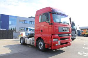 2007 MAN Diesel Tga-Distress Sale | Trucks & Trailers for sale in Rivers State, Port-Harcourt