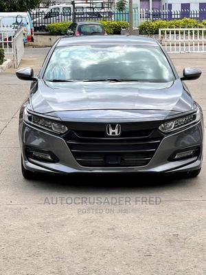 Honda Accord 2018 Sport Gray | Cars for sale in Abuja (FCT) State, Jabi