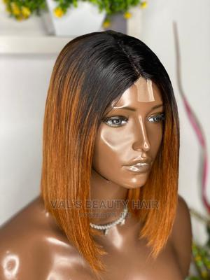 Bob Unit 10 Inches Wig   Hair Beauty for sale in Rivers State, Port-Harcourt