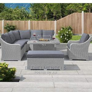 Rattan Sofas for Outdoor Decorations | Furniture for sale in Lagos State, Ikeja