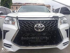 Toyota Hilux 2017 SR White | Cars for sale in Lagos State, Ikeja