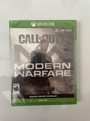 Call of Duty: MODERN WARFARE Microsoft XBOX ONE   Video Games for sale in Lagos State, Agege