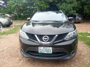Nissan Qashqai 2016 Black | Cars for sale in Abuja (FCT) State, Jabi