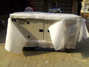 30kva Perkins Soundproof,100% Copper | Electrical Equipment for sale in Lagos State, Ojo