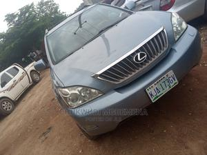 Lexus RX 2008 Blue   Cars for sale in Abuja (FCT) State, Gwarinpa