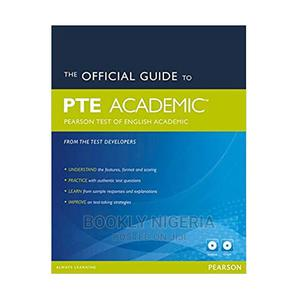 The Official Guide to PTE Academic (2nd Edition) | Books & Games for sale in Lagos State, Yaba