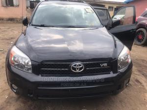 Toyota RAV4 2008 3.5 Sport 4x4 Black   Cars for sale in Lagos State, Ojo