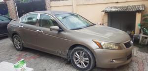 Honda Accord 2008 2.0 Comfort Brown | Cars for sale in Lagos State, Ajah