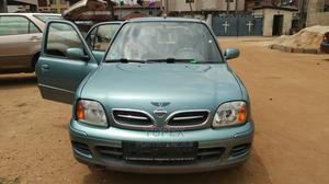 Nissan Micra 2002 Green | Cars for sale in Lagos State, Shomolu