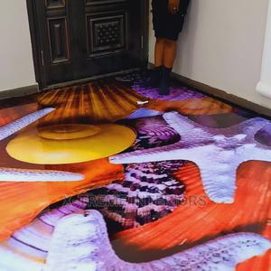 New Classic 3d Epoxy Floors | Building & Trades Services for sale in Rivers State, Port-Harcourt