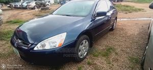 Honda Accord 2004 Automatic Blue | Cars for sale in Abuja (FCT) State, Kubwa