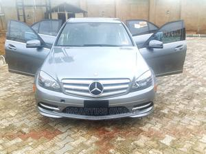 Mercedes-Benz C300 2011 Gray   Cars for sale in Edo State, Benin City