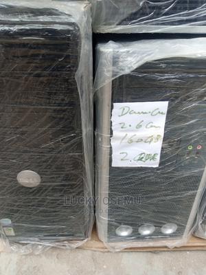 Desktop Computer Dell OptiPlex 3060 4GB Intel Pentium HDD 320GB | Laptops & Computers for sale in Lagos State, Ikeja